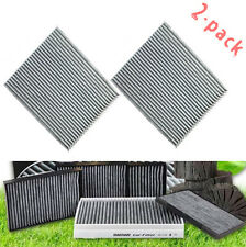 Carbon cabin  filter for  Kia Rio 06-16   , Hyundai Accent/Solaris   , 2-pack