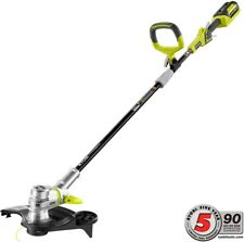 Ryobi Cordless String Trimmer Edger Weed Eater Pivoting Head Battery Charger