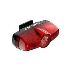 CatEye Rapid Mini USB Rechargeable 25 Lumen Rear Bike Light Red