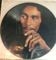 1983 ORIGINAL PRESS BOB MARLEY & THE WAILERS LEGEND PICTURE DISC VINYL PBMW 1
