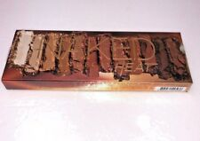 Urban Decay Naked Heat Eyeshadow Palette Limited Edition -12 amber-hued neutrals