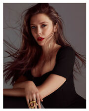 "sexy (ELIZABETH OLSEN) plays ""SCARLET WITCH""(Avengers/Capt America) 8x10 Photo"