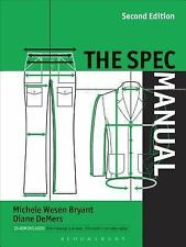 The Spec Manual by Bryant and DeMers * Very Good Condition Book with Sealed CD *