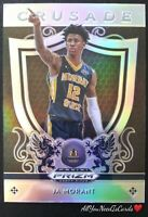 Ja Morant 2019-20 Panini Prizm Draft Picks Crusade Silver Prizm Rookie Card RC11