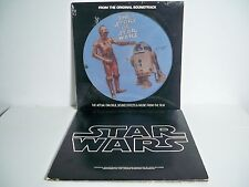 K16F0 SOUNDTRACKS STORY OF STAR WARS RECORD VINYL ORIGINAL FILM DIALOGUE EFFECTS