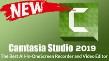 Camtasia Studio 2019 x64 ✔️ Latest Version ✔️Lifetime Activation ✔️