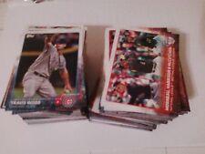 2013 2014 2015 Topps  Baseball Lot Pick 25 Complete Your Set