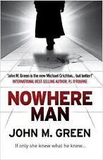 Nowhere Man by John M. Green Large Paperback - 20% Bulk Book Discount