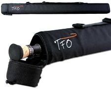 TEMPLE FORK OUTFITTERS 9' 4 pc TRIANGLE FLY FISHING ROD CASE--HOLDS ANY 9' 4 PC.