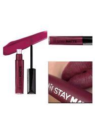 RIMMEL LONDON Stay Matte Liquid Lip Color - Plum This Show 810