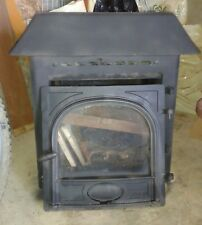 Stovax Stockton 7 Wood Burning Inset Stove in excellent condition
