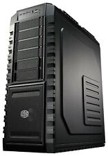 Cooler Master HAF X Full Tower Computer case, black, in great shape, rare