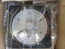 NEW NIPPON SHARYO Gauge Pressure B480 L79 330 NIB