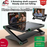 3D High Definition Mobile Phone Screen Amplifier with Magnifying Folding 2020 US