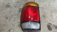 Ford Explorer  XL (4x4) Tail Light Left 1997 Passengers Side