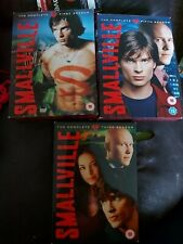 Smallville Season 1 And 3 And 5