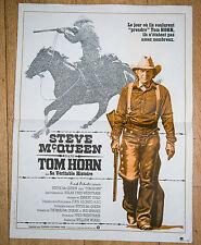 Affiche de cinéma : TOM HORN de WILLIAM WIARD