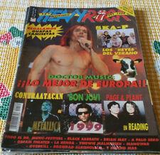 Heavy rock magazine 180-iggy pop-ska-p-bon jovi-jimmy page robert plant