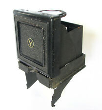 Yashica Mat 124G Camera's Waist Level Finder WLF W/Focus Screen-Genuine Parts