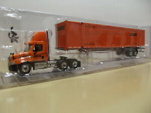 DCP>> SCHNEIDER NATIONAL << 53ft. CONTAINER TRAILER with CAN  NIB