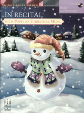 In Recital with Popular Christmas Music, Book 3 - Piano Songbook FJH1763