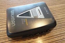 Sony WM Walkman MC Cassette Stereo EX 170 (76)  Kassette Player Riehmen schlapp