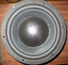 ONE(1) ATC LOUDSPEAKER TECHNOLOGY SB50-164 SC SCM-40 WOOFER BRAND NEW OLD STOCK