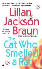 NEW - The Cat Who Smelled a Rat by Braun, Lilian Jackson