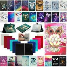 """For Amazon Kindle Fire 7"""" 2019 9th Generation Universal Leather Stand Case Cover"""