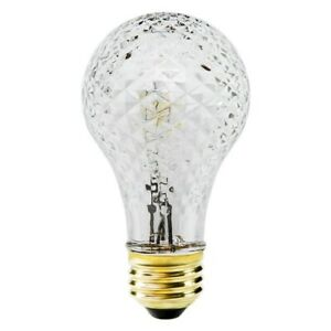 Sylvania (18968) 50W  A19 Halogen 2,500 Life Hours 860 Lumens 120 V Bulb