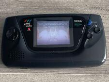 Sega Game Gear Handheld Konsole Working!!! recapped