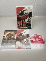The House of the Dead Overkill Nintendo Wii Complete in Case MINT Pristine