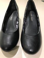Black Court ShoeMarco Tozzi 38, new