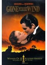 Gone With The Wind OOP VHS~New Sealed~ FREE Ship!