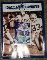 2002 Dallas Cowboys Official Team Catalog Magazine Emmitt Smith Tony Dorsett NML