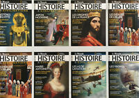Histoire & Civilisations : 62 numéros Rome Egypte Antiquité Geographic Monde