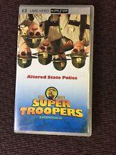 Super Troopers UMD PSP