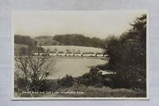 More details for postcard beacon road & golf links woodhouse eaves leicestershire unposted photo