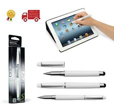 KENSINGTON 2 in 1 Stylus Pen & Ballpoint pen for iPad Pro Air Mini Galaxy Tab