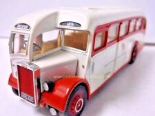 Corgi Duple Coach in White 1:43 Loose Car, As is. Great Shape!!