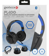 Gioteck Fl400 auriculares Estéreo Gaming negro