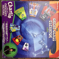 31805 CHARLIE AND THE CHOCOLATE FACTORY CLUEDO BOARD GAME CLASSIC MYSTERY GAME