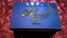 CAJA LATA METAL CAFFAREL PROCHET - VINTAGE AÑOS 60/70