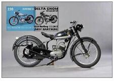 Austria 2015 - Motorräder - Delta Gnom 123 ccm LM125 maxicard