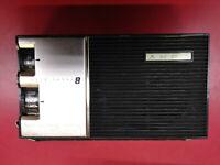 Vtg Sony Model TR-84 Super Sensitive 8 Transistor Radio