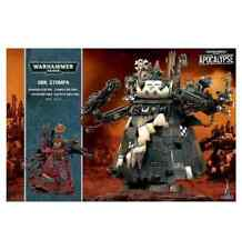 Warhammer 40k ork stompa Krabouillator