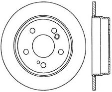 Disc Brake Rotor-C-TEK Standard Rear Centric 121.35014 fits 84-93 Mercedes 190E