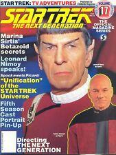 Star Trek TNG Magazine Issue 17 - Spock