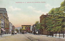 Hornell, Ny - Broad Street looking North