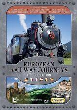 Travel Box Set Documentary DVDs & Blu-ray Discs
